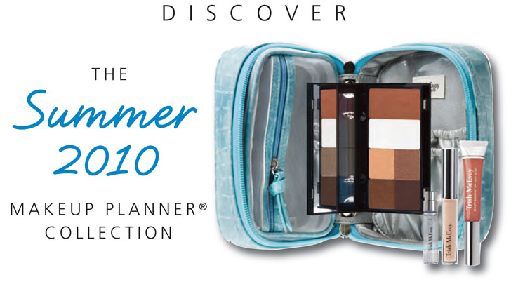 Discover the Summer 2010 Makeup Planner Collection